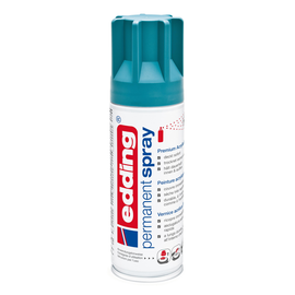 Permanent Spray 5200 200ml petrol seidenmatt Edding 4-5200911 Produktbild
