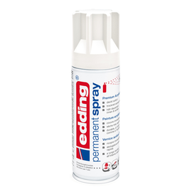 Permanent Spray 5200 200ml verkehrsweiß seidenmatt Edding 4-5200922 Produktbild