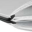 Notizheft flex A4 liniert+kariert transparent 2x40 Blatt PP Herlitz 11361425 Produktbild Additional View 1 S