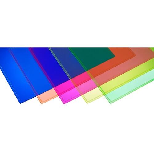 Schreibunterlage Durella Transluzent 40x53cm orange Läufer 32626 Produktbild Additional View 1 L