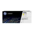 Toner 508A für Color LaserJet Enterprise M550 5000 Seiten yellow HP CF362A Produktbild