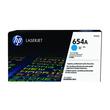 Toner 654A für Color LaserJet Enterprise M650/M651 15000 Seiten cyan HP CF331A Produktbild