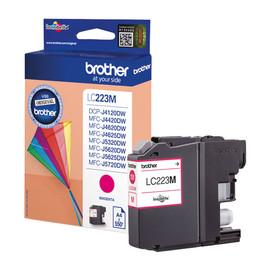 Tintenpatrone für MFC-J4420DW 550 Seiten magenta Brother LC-223M Produktbild
