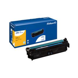 Toner Gr. 1234C (CE271A) für Color Laserjet CP5525 15000Seiten cyan Pelikan 4225153 Produktbild