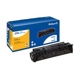 Toner Gr. 1233B (CE410X) für Laserjet Pro 300/400 Color Serie 4000Seiten schwarz Pelikan 4218001 Produktbild