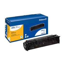 Toner Gr. 1233C (CE411A) für Laserjet Pro 300/400 Color Serie 2600Seiten cyan Pelikan 4228796 Produktbild