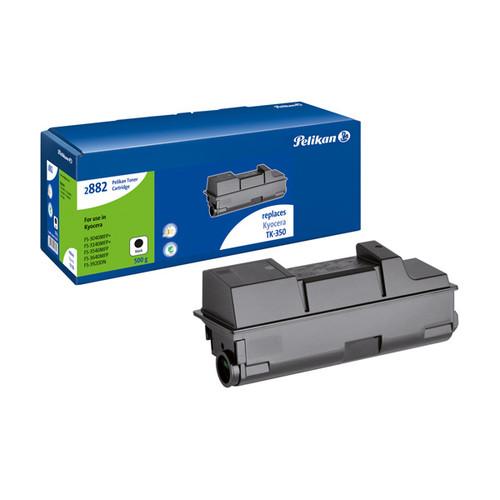 Toner Gr. 2882 (TK-350) für FS3040/3140/3540MFP 15000Seiten schwarz Pelikan 4222855 Produktbild Front View L