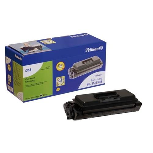 Toner Gr. 1366HC (ML-D4550B) für ML-4050N/4550N/4551N 20000Seiten schwarz Pelikan 4208354 Produktbild Front View L