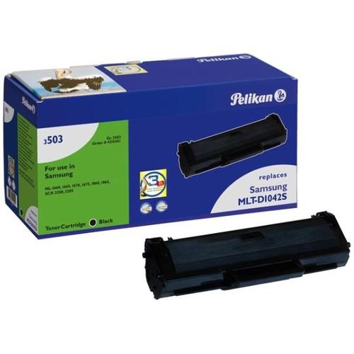 Toner incl. Trommel Gr. 3503 (MLT-D1042S) für ML1660/ML1860 für 1500Seiten schwarz Pelikan 4215451 Produktbild Front View L