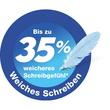 Kugelschreiber mit Touchpen 2in1 Stylus 0,4mm sortiert metallic silber, blau Bic 905449 Produktbild Additional View 8 S