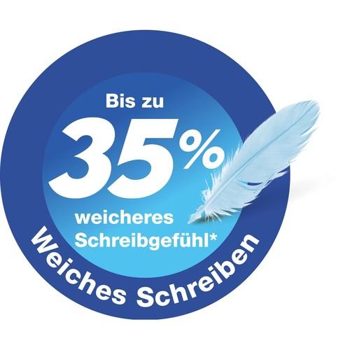 Kugelschreiber mit Touchpen 2in1 Stylus 0,4mm sortiert metallic silber, blau Bic 905449 Produktbild Additional View 8 L