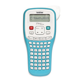 Beschriftungsgerät P-Touch H101TB für TZe-Bänder Brother PTH101TBZG1 Produktbild