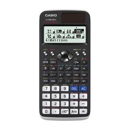 Taschenrechner Class Wiz 696 Funktionen 165,5x77x11,1mm Solar-/ Batteriebetrieb Casio FX-991 DE X Produktbild