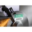 Folien-Etiketten Laser 99,1x42,3mm auf A4 Bg wetterfest+widerstandsfähig+ permanent weiß Zweckform L7913-10 (PACK=240 STÜCK) Produktbild Additional View 3 S