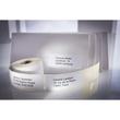 Rücksendeadress-Etiketten 25x54mm weiß permanent Zweckform AS0722520 (PACK=500 STÜCK) Produktbild Additional View 1 S