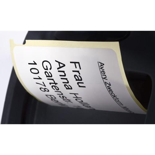 Ordner-Etiketten schmal 38x190mm weiß permanent Zweckform AS0722470 (PACK=110 STÜCK) Produktbild Additional View 3 L
