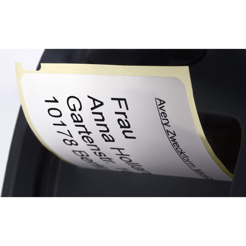Etiketten für Hängeablage 12x50mm weiß permanent Zweckform AS0722460 (PACK=220 STÜCK) Produktbild Additional View 3 L