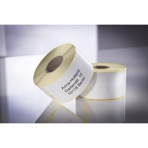 Etiketten für Hängeablage 12x50mm weiß permanent Zweckform AS0722460 (PACK=220 STÜCK) Produktbild Additional View 2 L