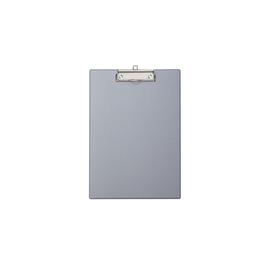 Klemmbrett A4 silber Karton mit Folienüberzug Maul 23352-95 Produktbild