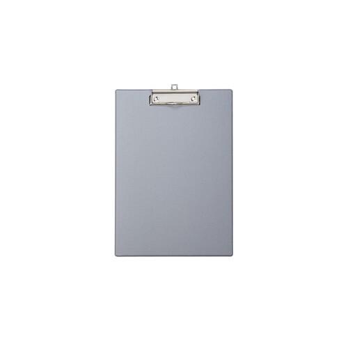 Klemmbrett A4 silber Karton mit Folienüberzug Maul 23352-95 Produktbild Front View L
