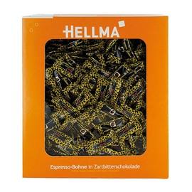 HELLMA Espresso-Bohne in Zartbitterschokolade 70000174 (KTN=380 STÜCK x 1,1 GRAMM) Produktbild