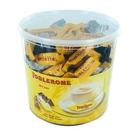 Schokolade Toblerone Mini (DS=900 GRAMM) Produktbild
