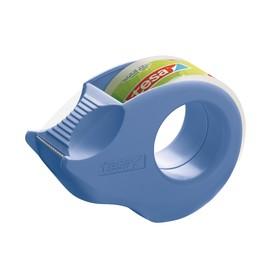 Klebefilm Eco & Clear 19mm x 10m transparent + Mini Handabroller sortiert Tesa 58248-00000-01 Produktbild