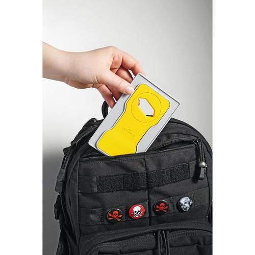 Phone Holder für Ladevorgänge 84x4,5x134mm gelb Durable 7735-04 Produktbild Additional View 3 L