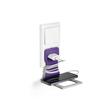 Phone Holder für Ladevorgänge 84x4,5x134mm lila Durable 7735-12 Produktbild Additional View 2 S