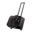 """Businesstrolley mit Laptopfach 15,6"""" Twill Black Polyester Hama 00129391 Produktbild"""