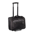 "Businesstrolley mit Laptopfach 15,6"" Twill Black Polyester Hama 00129391 Produktbild Additional View 2 S"