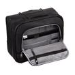 "Businesstrolley mit Laptopfach 15,6"" Twill Black Polyester Hama 00129391 Produktbild Additional View 4 S"