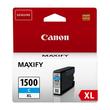 Tintenpatrone PGI-1500XLC für Canon Maxify MB2000 12ml cyan Canon 9193B001 Produktbild