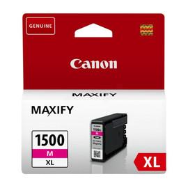 Tintenpatrone PGI-1500XLM für Canon Maxify MB2000 12ml magenta Canon 9194B001 Produktbild