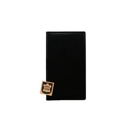 Taschenplaner 2019 9,5x16cm 1Monat/2Seiten schwarz Leder Zettler 530-2120 Produktbild