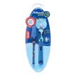 Schulfüller Griffix 4 P2BSL für Linkshänder bluesea/blau Kunststoff Pelikan 927988 Produktbild