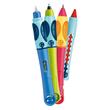 Schulfüller Griffix 4 P2BSL für Linkshänder bluesea/blau Kunststoff Pelikan 927988 Produktbild Default S