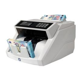 Banknotenzähler automatisch mit 7-facher Falschgelderkennung Safescan 2465-S Produktbild