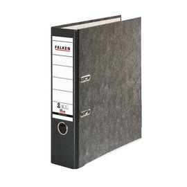 Ordner Recycling S80 A4 80mm schwarz Falken 80024136 Produktbild