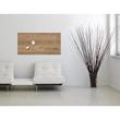Glas-Magnetboard artverum 910x460x15mm Natural-Wood inkl. Magnete Sigel GL258 Produktbild Additional View 5 S
