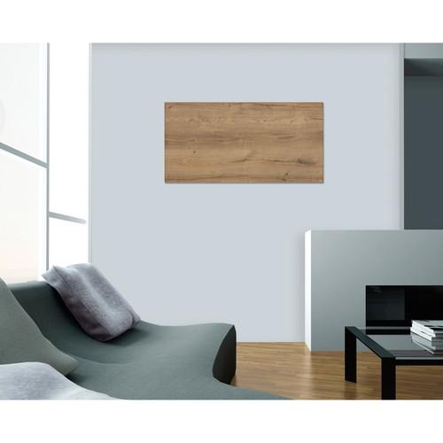 Glas-Magnetboard artverum 910x460x15mm Natural-Wood inkl. Magnete Sigel GL258 Produktbild Additional View 7 L