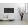 Glas-Magnetboard artverum 910x460x15mm Black-Diamond inkl. Magnete Sigel GL261 Produktbild Additional View 5 S