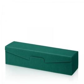Geschenkverpackung Modern grün Für 1 Flasche Famulus 000124 Produktbild