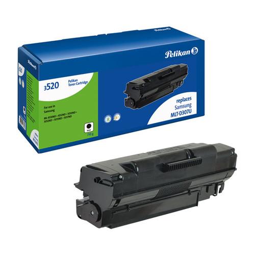 Toner Gr. 3520 (MLT-D307U) für ML4510ND/5010ND 30000Seiten schwarz Pelikan 4233370 Produktbild Front View L