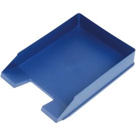 Briefkorb Economy für A4 255x345x67mm blau Kunststoff Helit H2361634 Produktbild