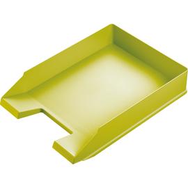 Briefkorb Economy für A4 255x345x67mm grün Kunststoff Helit H2361653 Produktbild