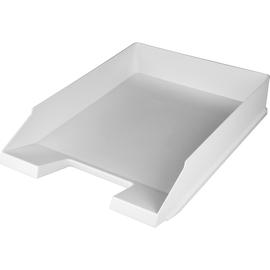 Briefkorb Economy für A4 255x345x67mm lichtgrau Kunststoff Helit H2361682 Produktbild