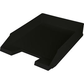 Briefkorb Economy für A4 255x345x67mm schwarz Kunststoff Helit H2361695 Produktbild