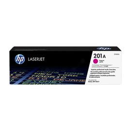 Toner 201A für Color Laserjet Pro M250/M270 1330Seiten magenta HP CF403A Produktbild