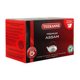 Schwarzer Tee  Assam Premium Teekanne Nr. 6244 (PACK=20 BEUTEL) Produktbild